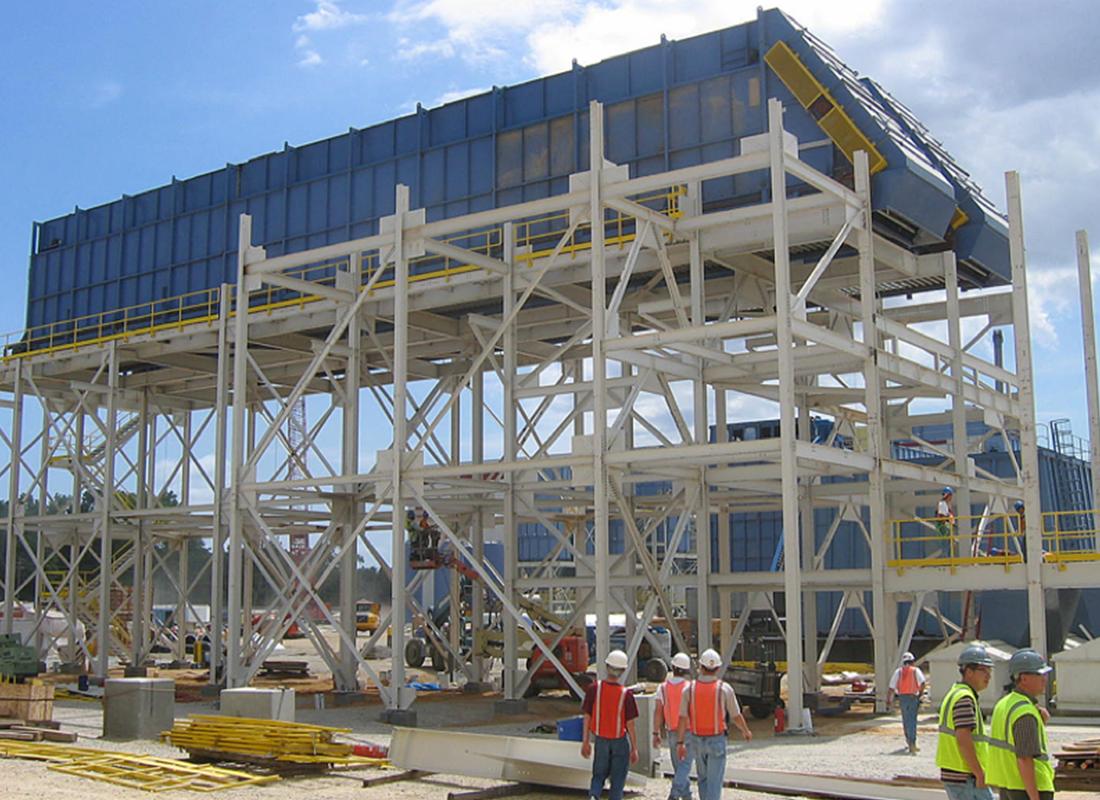 BMW Fairfax Service >> Georgia-Pacific Fairfax and Alcolu OSB Plants | Steelworks ...